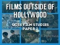 The Boy In the Striped Pyjamas Pajamas WJEC GCSE Film Studies Paper 2 Films Outside of Hollywood Revision