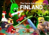 The Finnish Game Industry
