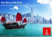 FinTech Hong Kong Report