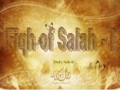 Fiqh of Salah - Daily Prayer