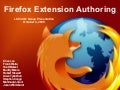 Firefox group introduction