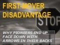 First mover disadvantage