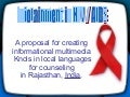 Multimedia in AIDS counseling