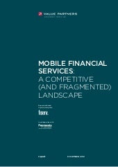 Mobile Financial Services - A Compe...