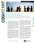 Five Key Focus Areas for New-Age Collaboration