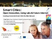 FI Week Connected Smart Cities and ...