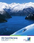 Ski Fjord Norway - winter brochure 2012-2013