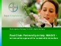 Food Chain Partnership in Italy: MAGIS -  an innovative approach for sustainable viniculture