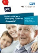Patient guide: What should I expect from managing flare-ups of my COPD?