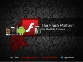 Creating Flash Content for Multiple...