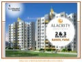 Flats at baner by B.U. Bhandari Alacrity- near balewadi