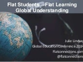 Flat Students - Flat Learning - Global Understanding