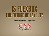 Is Flexbox the Future of Layout?