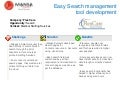 Flex care_Easy Search management tool development _success story
