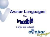 Avatar Languages - The Flexible Lan...