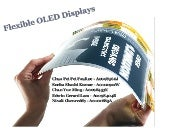 Flexible OLED Displays