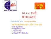 Flexicard nhom dream link tatm13-b
