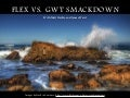 Flex vs. GWT Smackdown