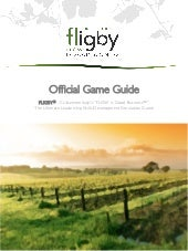 FLIGBY Official Game Guide v3.0