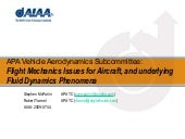 Flight Mechanics Issues presentation