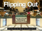Flipping Out: Concepts of Inverted Classrooms for Teaching and Training