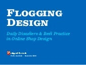 Flogging Design: Daily Disasters & ...