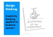 design thinking for business innova...