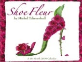 Flower Shoes- By Michel Tcherevkoff