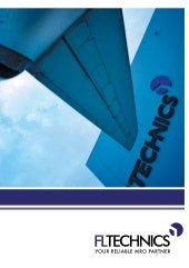 Fl Technics Certified EASA Part-147...