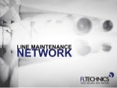 FL Technics Line Maintenance Network