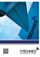 FL Technics - Your Reliable MRO Par...