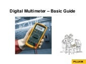 Digital Multimeters- Basic Guide