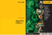 Fluke Test Tools Catalog 2010/2011