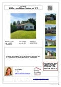 46 Pineywood, Southwick, MA 01077 Ranch home for sale