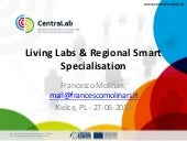 Living Labs and Regional Smart Spec...