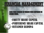 Financial management ppt