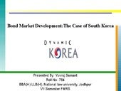 Bond Market in Korea