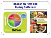 Fn1 ppt. my plate dietary guidelines