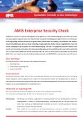 Folder Enterprise Security Check - AMIS