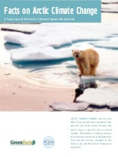 Scientific Facts on Arctic Climate ...