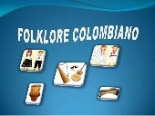 Folklor Colombiano