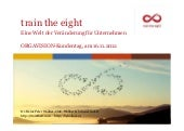 train the eight - Leadership und Ch...
