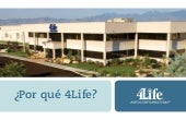 Folleto por qu+® 4 life
