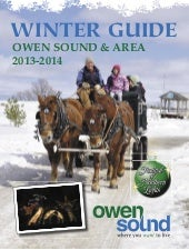 Winter Guide for Owen Sound and Are...