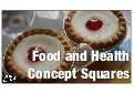 IB Geography - Food and Health Concept Squares