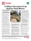 14 Ways Consumers Can Reduce Food Waste