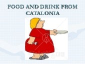 Food and drink from Catalonia