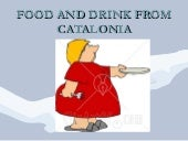 Food and drink from catalonia2