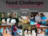 The Food Challenge Competition