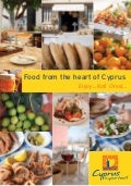 Cyprus Food - a Taste for the Natural and Wild